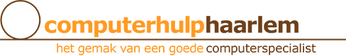 Logo Computerhulp Haarlem